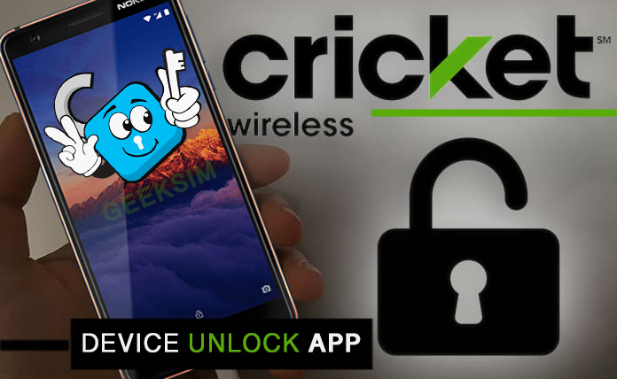 Cricket-Device-Unlock-App