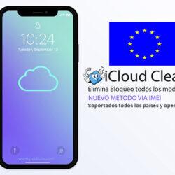 Servicio para eliminar iCloud de Apple ID para iPhone (Operadoras Europa)