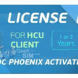 Licencia / Activacion HCU Client