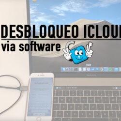 Desbloqueo permanente de iCloud via Software para iPhone
