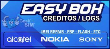 Paquete de Creditos para Easy Box