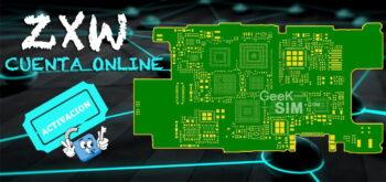 Activacion de Cuenta Online ZXW (1 Año)