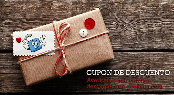 Promociones  Cupon-Descuento-GeekSIM