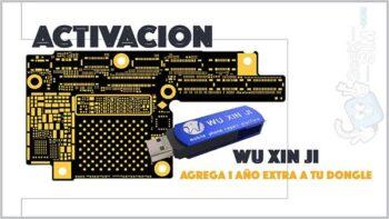 Activacion WU XIN JI (Licencia de 1 año)
