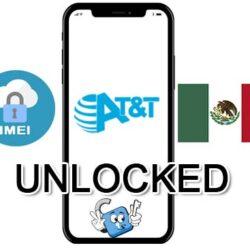 Liberar / Unlock de iPhone Mexico AT&T por IMEI (Todos los Modelos)