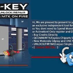 Creditos / Logs para MotoKey