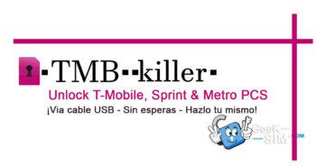 Creditos / Logs TMB Killer (Libera LG T-Mobile, Sprint & Metro PCS Unlock)