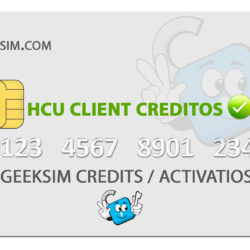 Creditos HCU Client