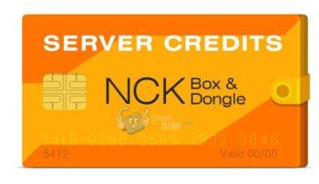 Creditos / Logs para NCK Dongle / Box