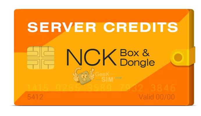 Creditos-NCK-Dongle-Box-Logs
