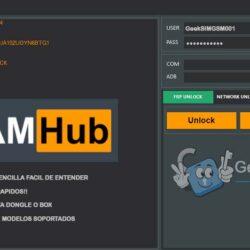 Creditos / Logs SamHub (Unlock, FRP & REPARACION Samsung)
