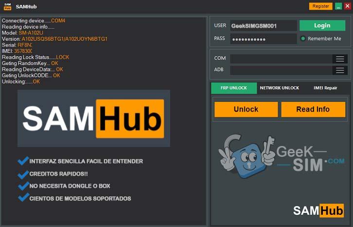 Compra-Creditos-SAMHUB