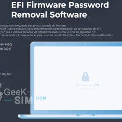 Reparar EFI Macbook Pro / Air / iMac / Mac Mini [Firmware Pass]