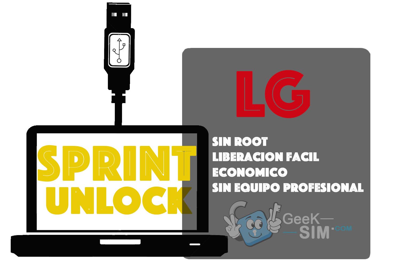 Liberar-Unlock-LG-Sprint