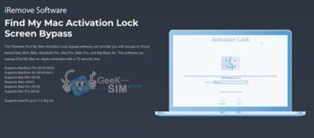 Reparar iCloud Macbook Pro / Air / iMac / Mac Mini [Activation Lock]