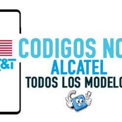 Codigos NCK para Liberar Alcatel USA [Todos los Modelos]