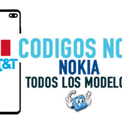 Codigos NCK para Liberar Nokia AT&T Mexico [Todos los Modelos]