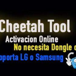 Activacion Cheetah Tool