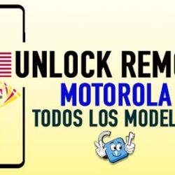 Liberar Motorola Sprint USA Unlock Remoto [Todos los Modelos]