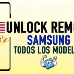 Liberar Samsung Sprint USA Unlock Remoto [Todos los Modelos]