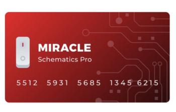 Activacion Miracle Schematics Pro